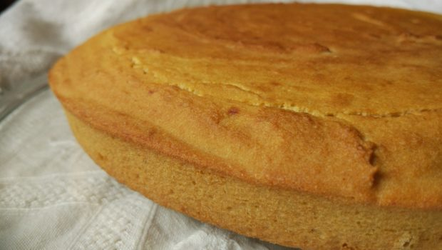 Cornbread senza glutine allo yogurt