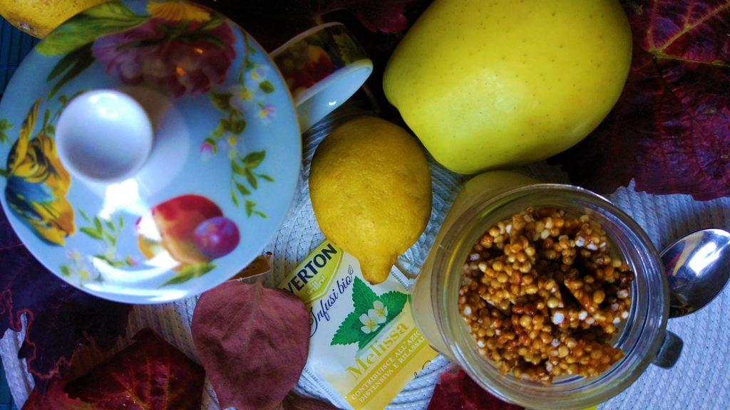 Budino di riso vegan alla vaniglia e limone
