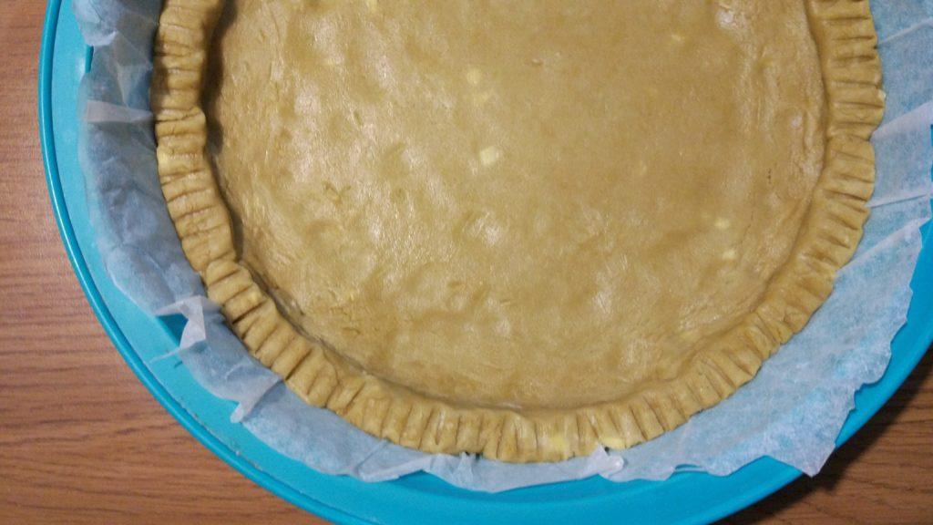 Formare la nostra crostata