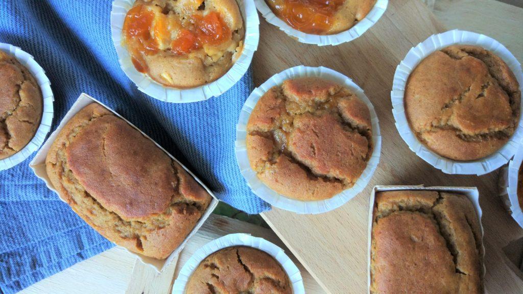 Muffin allo yogurt dei 7 vasetti senza glutine e nichel assortiti