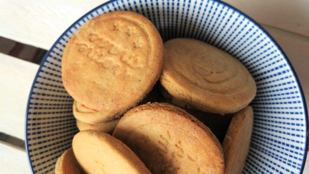 Biscotti alle spezie senza glutine vegan spekulatius
